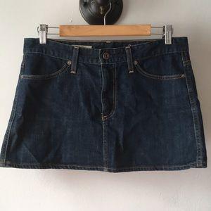 Adriano Goldshmied (AG) Denim Miniskirt